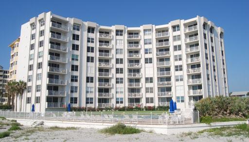 Coronado Towers Beach Condo Rentals New Smyrna Beach Florida